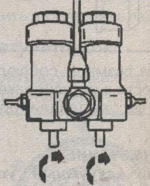 предохранительный клапан Isuzu Elf