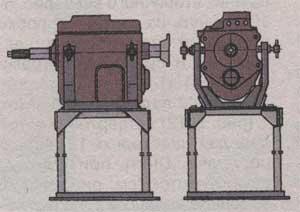 приспособление для ремонта коробки передач ЗиЛ 5301 Бычок, приспособление для ремонта коробки передач ЗиЛ 3250