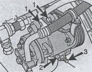 приводной ремень компрессора DAF 95