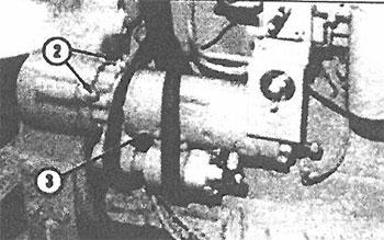 Провода стартера Caterpillar 3304
