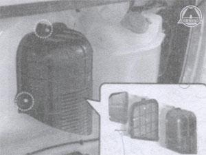 пылевой фильтр Kia K2500