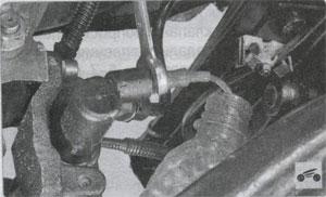 Рабочий цилиндр сцепления ГАЗ 2310
