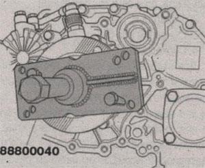 Разъем от датчика скорости Volvo FL