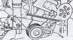 ремень вентилятора Volvo VN, ремень вентилятора Volvo VHD
