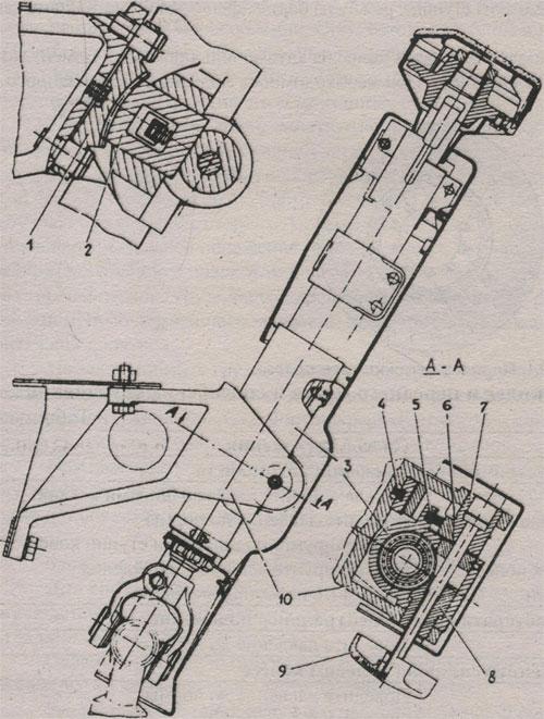 Рулевая колонка Камаз 5360
