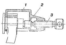 Съемник сошки руля КамАЗ 740
