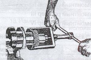 Шестерня коленчатого вала TATA 613