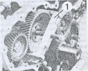 шестерня распредвала Volvo FL10, шестерня распредвала Volvo F10