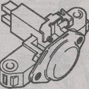 Щетки генератора Volkswagen LT 28