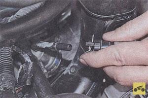 Шланг продувки адсорбера ГАЗ 2705