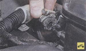 Шланг вакуумного усилителя ГАЗ 2705