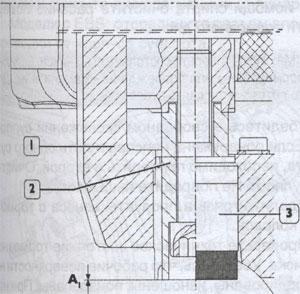 Скользящая втулка Iveco Stralis