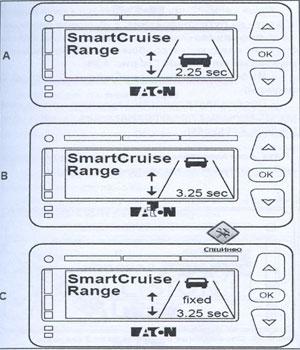 SmartCruise Freightliner Cascadia