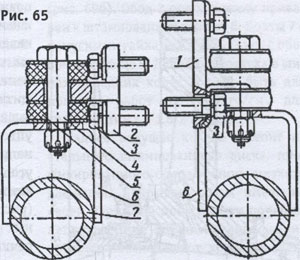 Стопорный болт Т-16