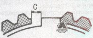 ступица синхронизатора Dong Feng DFA 1063, ступица синхронизатора Dong Feng EQ 1074