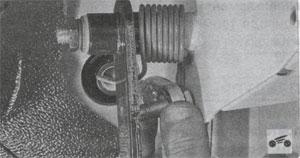 Толкатель главного цилиндра ГАЗ 2310