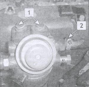 Топливный фильтр BAW FENIX