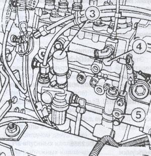 топливный насос Renault Premium