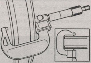 Тормозной диск Volvo FH