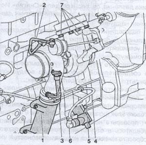 труба наддувочного воздуха Volvo FL, труба наддувочного воздуха Volvo FE