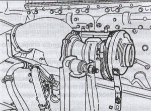 турбонагнетатель Volvo FH12