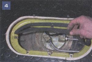 Уплотнительная прокладка ГАЗ 33021 ГАЗель
