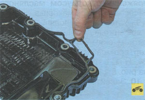 Уплотнительная прокладка ГАЗель NEXT