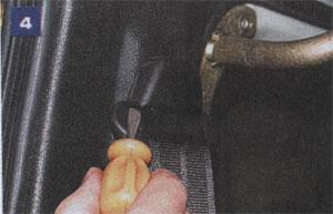 Верхний болт крепления ГАЗ 2217 Соболь