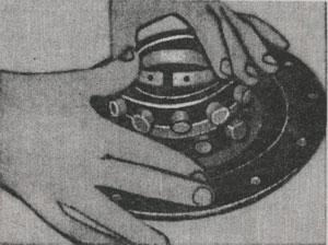 Внутреннее кольцо ГАЗ 66