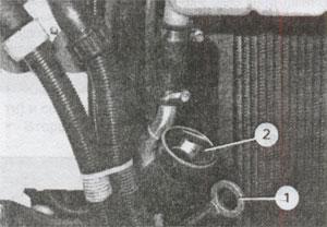 воздушный фильтр MAN M90, воздушный фильтр MAN M2000