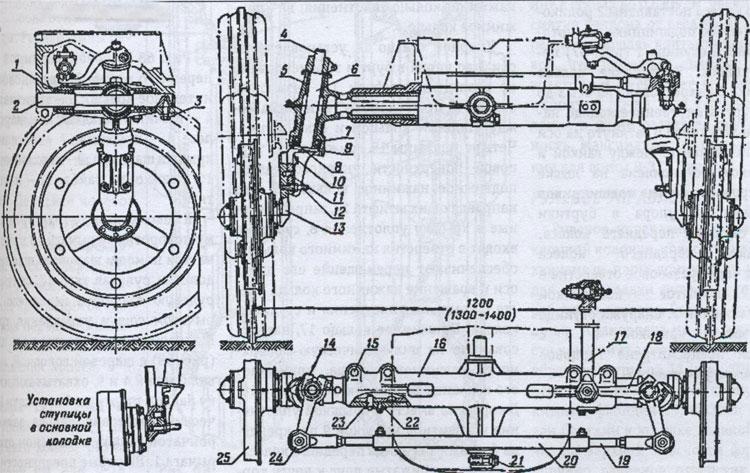 Втулки Т-16