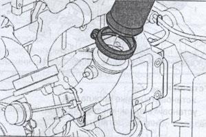 выхлопная труба Volvo FL / FE