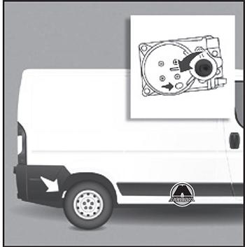 Запасное колесо Peugeot Boxer с 2014