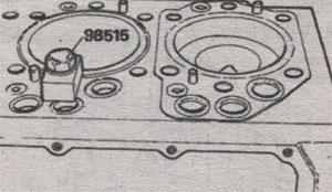 Болты Scania 94