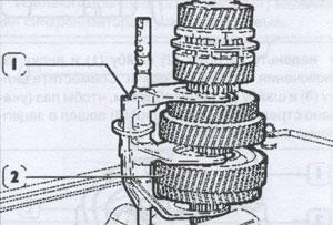 зубчатое колесо Iveco Stralis